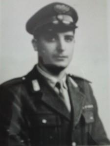 Il Maresciallo Giuseppe Arruzzo