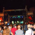 la manifestazione in piazza Castello a Squillace