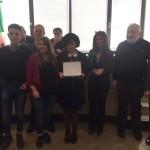Premio Giovanni Grillo - Pemiazione  Liceo  statale Fermi di Catanzaro