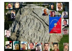 Onore ai Caduti di Nassirya (12 Novembre 2011)