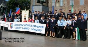 XXI Raduno ANC a Torino (26 Giugno 2011)